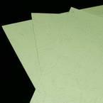 Card blanks, Light green, 29.8cm x 21.2cm, 4 Card blanks, 230 gsm