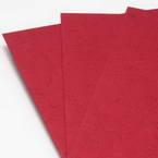 Card blanks, Burgandy, 29.8cm x 21.2cm, 4 Card blanks, 230 gsm