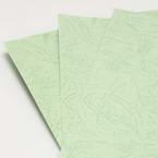 Card blanks, Light green, 29.8cm x 21.2cm, 8 Card blanks, 150 gsm
