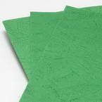 Card blanks, green, 29.8cm x 21.2cm, 8 Card blanks, 150 gsm