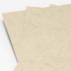 Card blanks, Cream colour, 29.8cm x 21.2cm, 8 Card blanks, 150 gsm