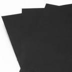 Card blanks, black, 29.8cm x 21.2cm, 6 Card blanks, 150 gsm