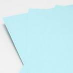 Card blanks, Light blue, 29.8cm x 21.2cm, 5 Card blanks, 250 gsm
