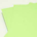Card blanks, Light green, 29.8cm x 21.2cm, 5 Card blanks, 250 gsm