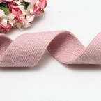 Cloth strips, Woolen thread, pink, 92cm x 2.5cm