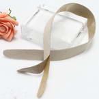 Hair band lining, Cloth, Cream colour, 35cm x 15mm
