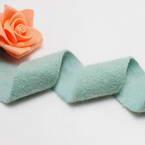 Woolen Ribbons, Woolen, Dark teal, 92cm x 3cm (approximate)