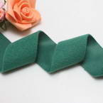 Woolen Ribbons, Woolen, Dark green, 100cm x 3cm