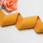 Woolen Ribbons, Cloth, orange, 100cm x 3cm
