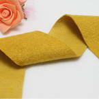 Woolen Ribbons, Woolen, Mustard, 92cm x 5cm