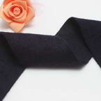 Woolen Ribbons, Woolen, blue, 92cm x 5cm