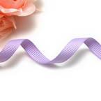 Grosgrain Ribbons, Polyester, purple, 2.76m x 0.6cm