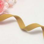 Speckled ribbons, Cloth, Mustard, 92cm x 1cm