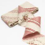 Cotton Bias Binding, Cloth, pink, 2.5m x 4cm, 1 Cotton Bias Binding