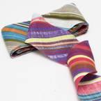 Cotton Bias Binding, Cloth, Assorted colours, 2.5m x 4cm, 1 Cotton Bias Binding