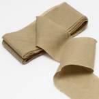 Cotton Bias Binding, Cloth, Light brown, 2.5m x 4cm, 1 Cotton Bias Binding