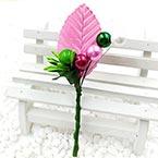 Floral embellishments, 13cm x 5cm, 1 Flower