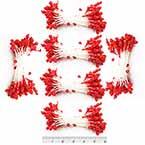 Sparkling stamen, Burgandy, 750 pieces (approximate), 5.5cm
