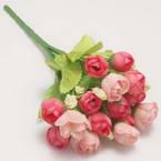 Plastic flowers, Plastic, 1 Plastic flowers, 23cm Plastic flowers