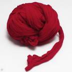 Single colour Specially dyed nylon, Nylon, Burgandy, 1 piece, Stretched size 1.5m x 15cm