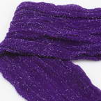 Shimmering Nylon, Nylon, Dark purple, 1 piece, Stretched size 100cm x 25cm