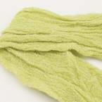Nylon Brillant, Nylon, Vert-Jaune, 1 morceau, Étiré taille 110cm x 25cm