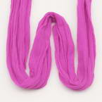 Single colour Specially dyed nylon, Nylon, Light purple, 1 piece, Stretched size 1.5m x 15cm