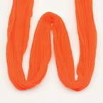 Single colour Specially dyed nylon, Nylon, red, 1 piece, Stretched size 1.5m x 15cm