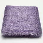 Sansi Specially dyed nylon, Nylon, Light purple, 75cm x 80cm, 1 piece