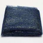 Sansi Specially dyed nylon, Nylon, Dark blue, 75cm x 80cm, 1 piece