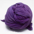 Single colour Specially dyed nylon, Nylon, Royal purple, Stretched size 1.8m x 15cm, 1 piece