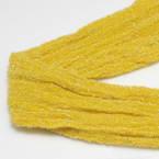 Nylon Brillant, Nylon, jaune, 1 morceau, Étiré taille 100cm x 25cm (approximatif)