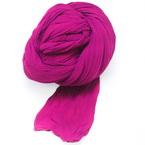 Single colour Specially dyed nylon, Nylon, Dark purple, Stretched Size 1.85m x 22cm, 1 piece