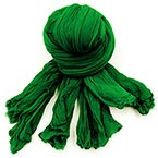 Single colour Specially dyed nylon, Nylon, green, Stretched Size per piece 2.5m x 20cm, 4 pieces