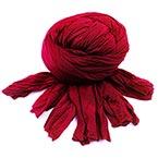 Single colour Specially dyed nylon, Nylon, Burgandy, Stretched Size 1.5m x 15cm, 1 piece