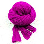 Single colour Specially dyed nylon, Nylon, purple, Stretched Size 1.5m x 15cm, 1 piece