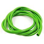 Plastic flower stem sheath for florist wires, Plastic, green, 1.2m