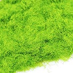 Artificial Fluffy Moss, green, 10g