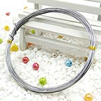 Aluminium wires, Aluminium, Silver colour, 5m (approximate)