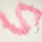Feathers, Chicken Feathers, pink, 2m x 3.5cm