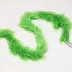 Feathers, Chicken Feathers, green, 2m x 3.5cm