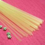 Luminous Lucky star plastic straws, Plastic, Mustard, 36cm x 5mm, 30 pieces (approximate)