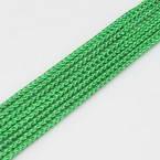 Ficelles Mambo, Polyester, vert, 5m, Diamètres de 3mm