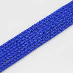 Ficelles Mambo, Polyester, bleu, 5m, Diamètres de 3mm