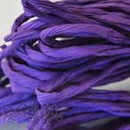 Paper ribbon, Dark purple, 4m x 4mm
