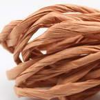 Paper ribbon, Light brown, 4m x 4mm