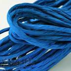 Paper ribbon, Dark blue, 4m x 4mm