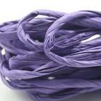 Paper ribbon, 4 metres long Purple