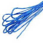 Paper cord with wire, Dark blue, 10m x 2mm