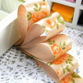Satin, Pattern, Width 2cm or more